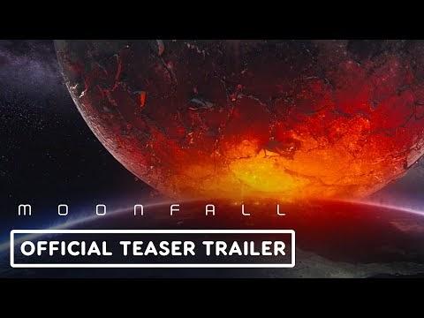 Descubra o Trailer Explosivo de Moonfall, Novo Projeto de Roland Emmerich Que Coloca a Lua em Rota de Colisão....Com a Terra
