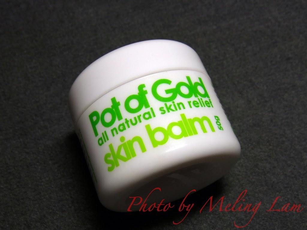 濕疹 Pot of Gold skin balm