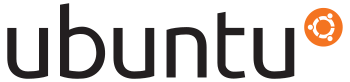 Official Ubuntu circle with wordmark. Replace ...