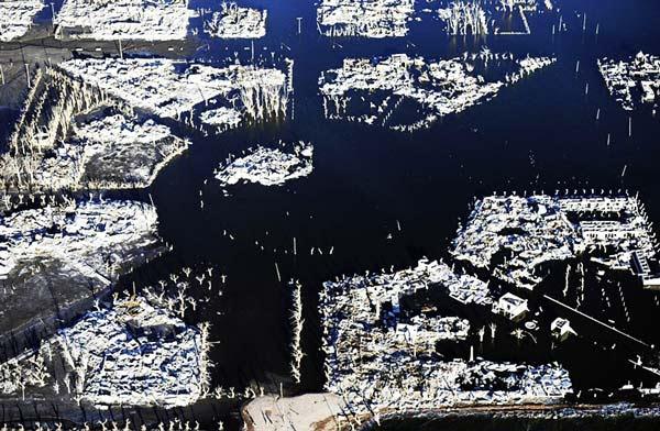 perierga.gr - Villa Epecuen: Μια πλημμυρισμένη πόλη έρχεται στην επιφάνεια!