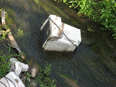 Lixo tóxico