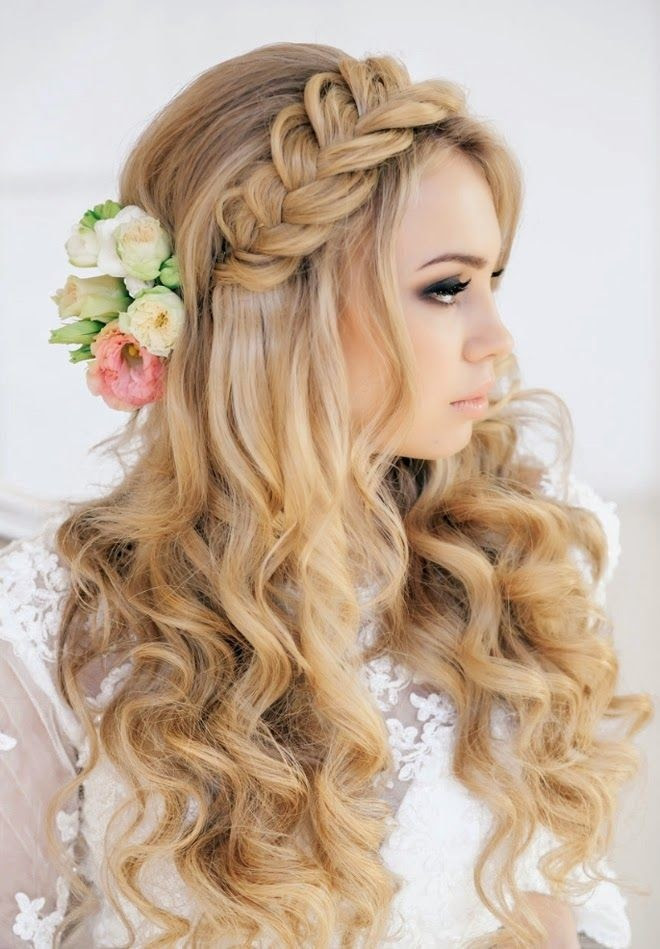 36 Breath Taking Wedding  Hairstyles  for Women Pretty Designs