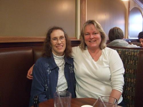 Carol and me