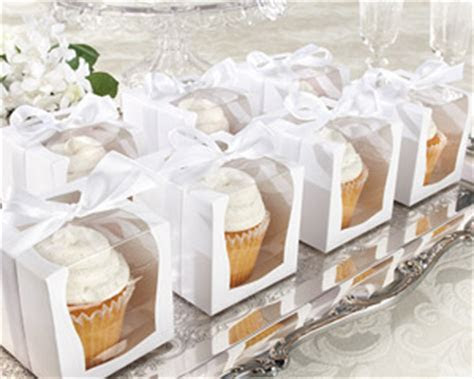 White Cupcake Boxes and Inserts Cheap