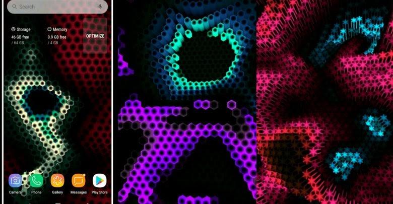 Interactive Wallpaper Android - NOSIRIX