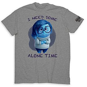 Sadness Tee for Adults - Inside Out - Limited Release