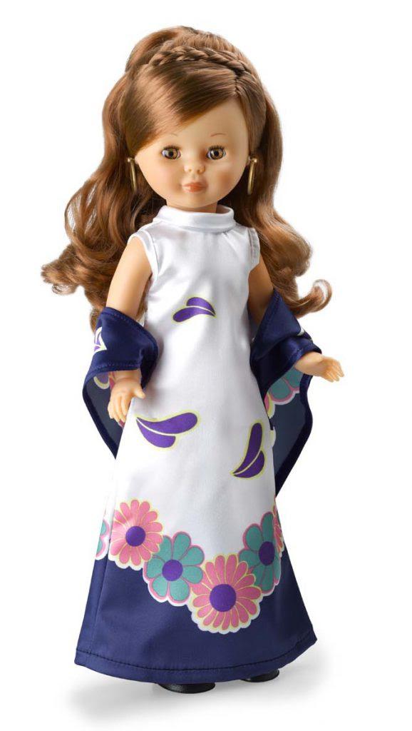 Foto muñeca Nancy colección 45 aniversario