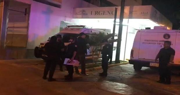 Ejecutan a narcotraficante en hospital de Cancún
