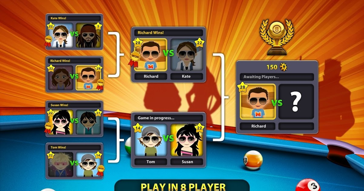 cheat 8 ball pool multiplayer coin hack new
