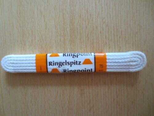 Haushalt Ringpoint Schnursenkel 75 Cm Weiss Kordel Ringelspitz Mobel Wohnen Elin Pens Ac Id