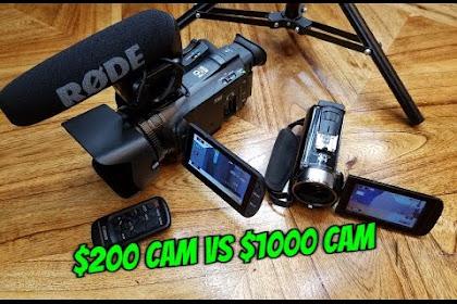 Canon Vixia Hg21 Review