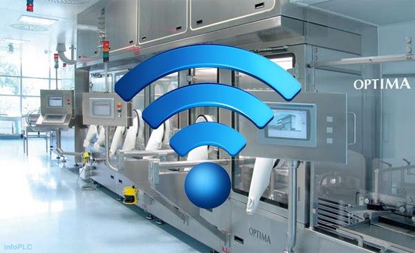 Fabricantes de maquinaria - alerta con las comunicaciones wireless