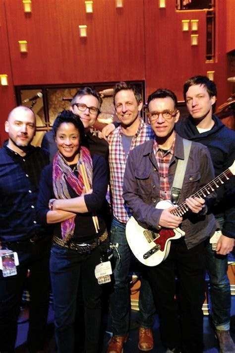 Fred Armisen's 'Late Night' Band First Listen (Video