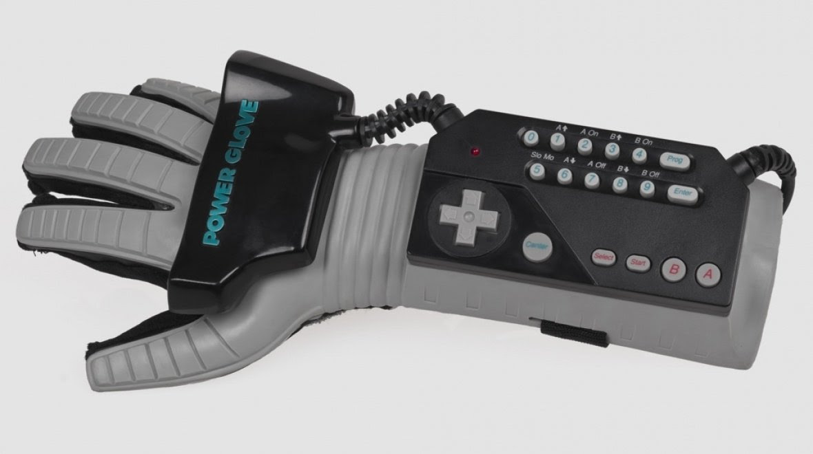 Wearable Game Controller by Nintendo