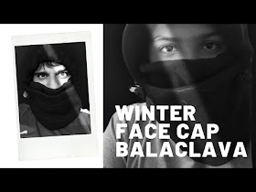 Winter Balaclava Face CAP - Unboxing & True Review in Hindi