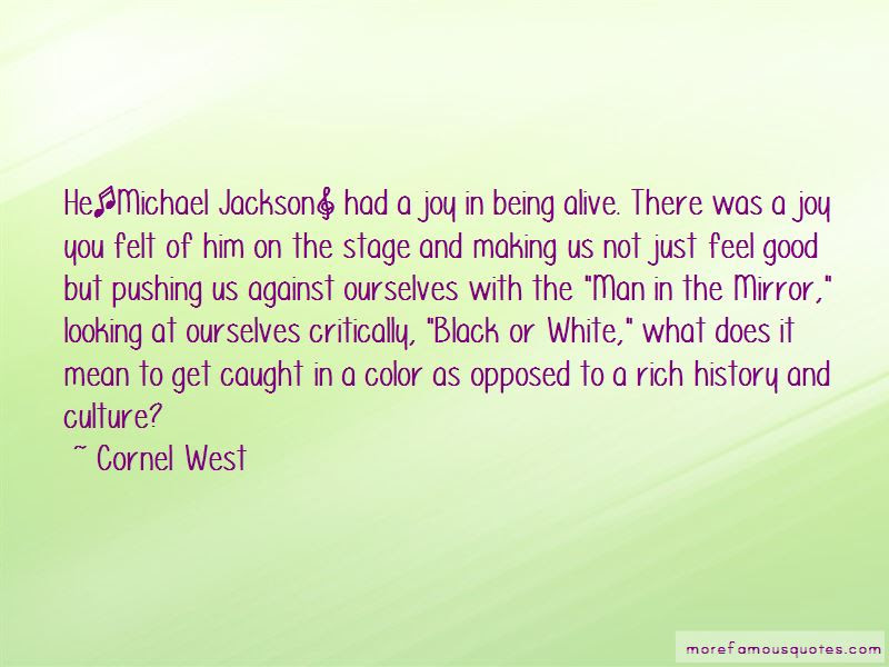 Michael Jackson Man In The Mirror Quotes Top 2 Quotes About Michael