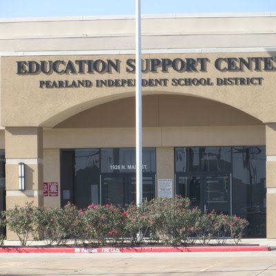 Image result for Pearland ISD headquarters