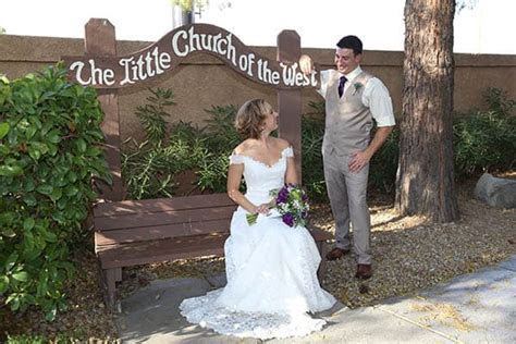 Cheap Las Vegas Weddings   Little Church of the West   #1