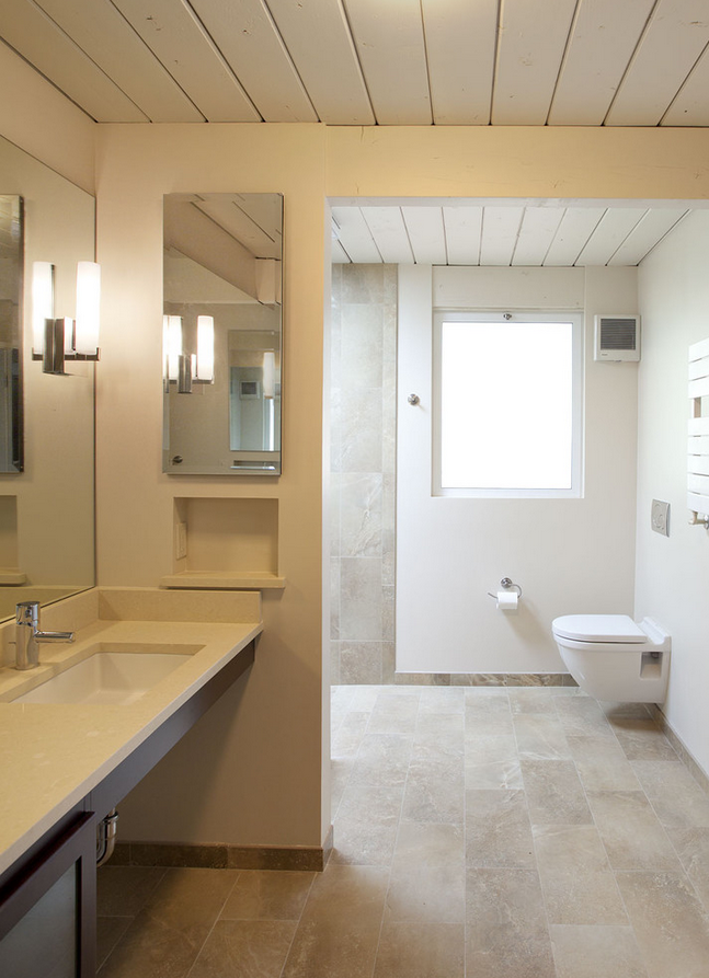 Where to Locate Electrical  Outlets Living Room Bathroom