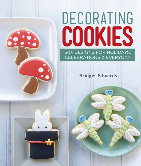decorating cookies book ::: photo tutorials of every cookie design