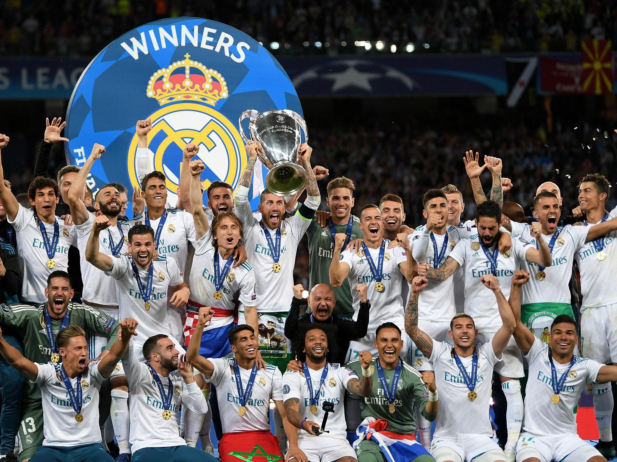 olah sudah menjadi liga domestik bagi Real Madrid Liverpool Terkapar, Sementara Real Madrid Membuktikan Diri Sebagai Singa yang Lapar Gelar