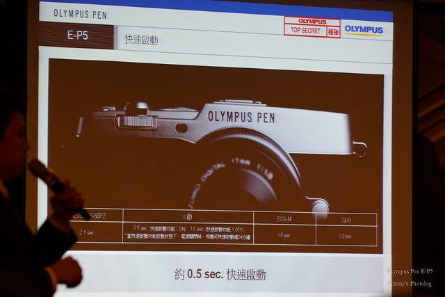 Olympus Pen E-P5 新品發表會-35