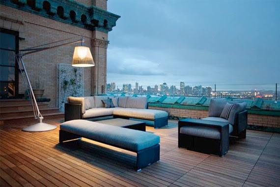Deck Lighting Ideas | Deck Stair Lighting | HouseLogic Lighting Tips