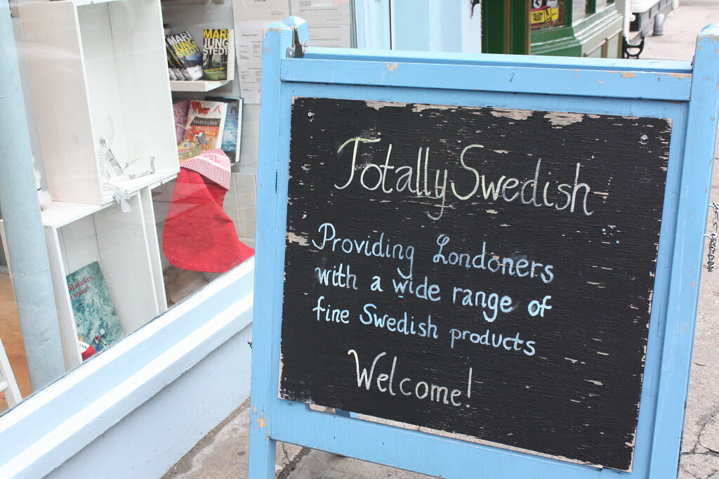 totally swedish shop