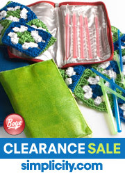 Boye Knitting and Crochet Tools on Clearance at Simplicity.com