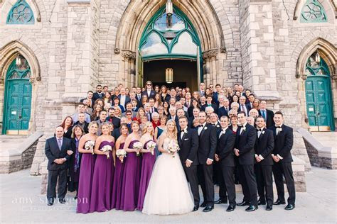 Chateau Laurier Wedding Photos in Ottawa   Amy Pinder
