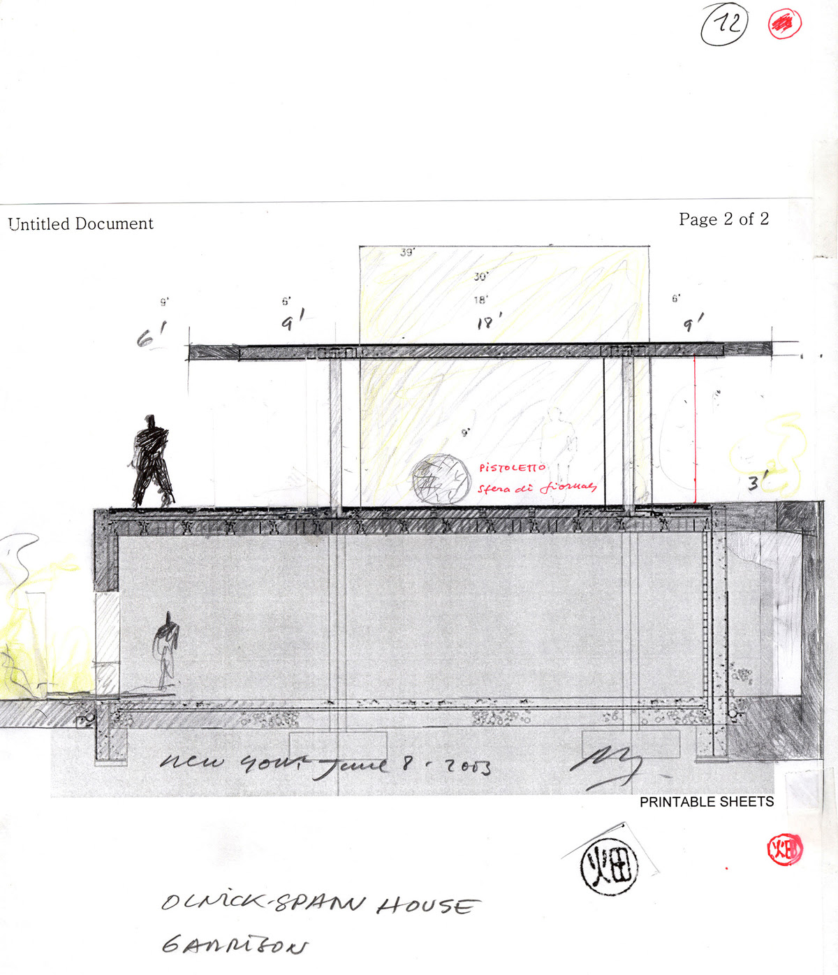 Casa Olnick Spanu, Estudio Arquitectura Campo Baeza, Arquitectura, casas