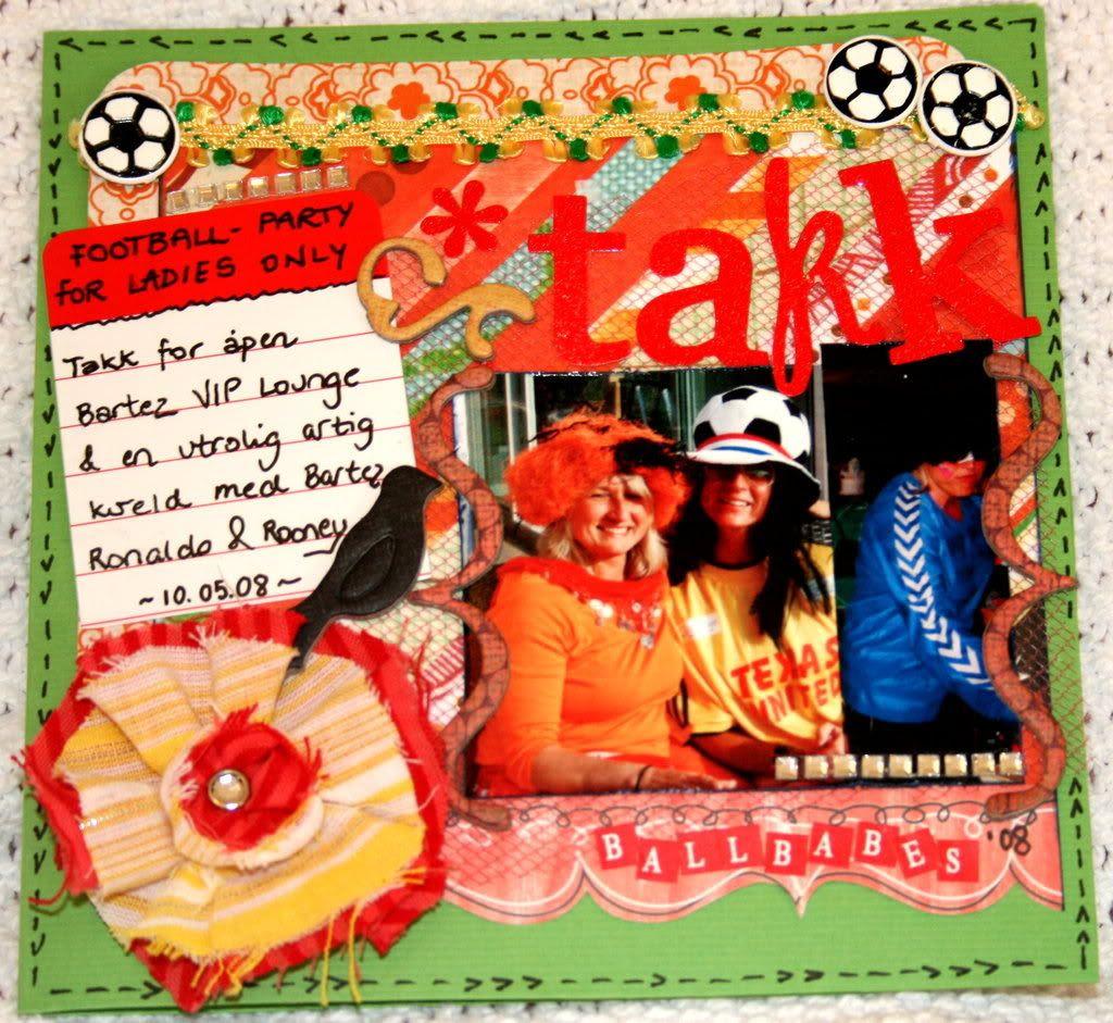 Takkekort til Randi - forsiden