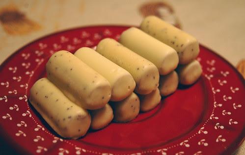 Sweet quenelles de Lyon