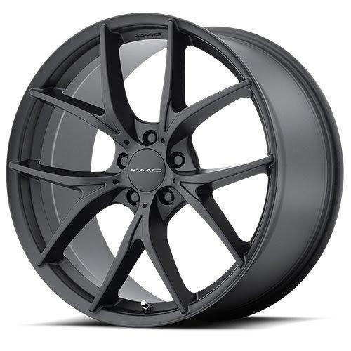 Kmc Km694 Satin Black Wheels 4wheelonline Com