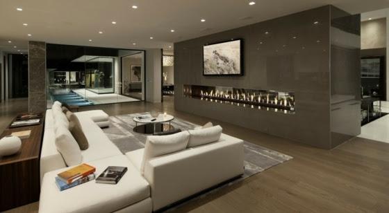 Modernes Wohnzimmer Farben Bemerkenswert On Modern ...