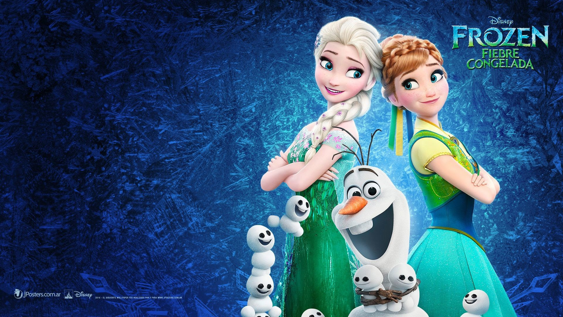 Frozen Fever Elsa Wallpaper 74 Images