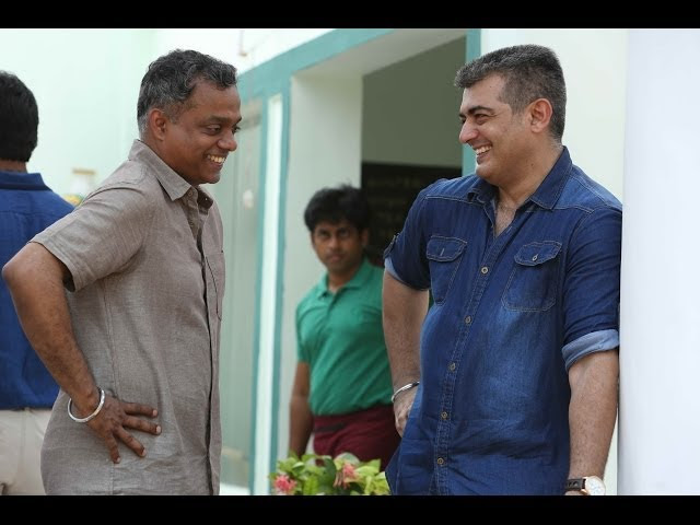 Ajith-Gautham Menon's film to get title May 1st