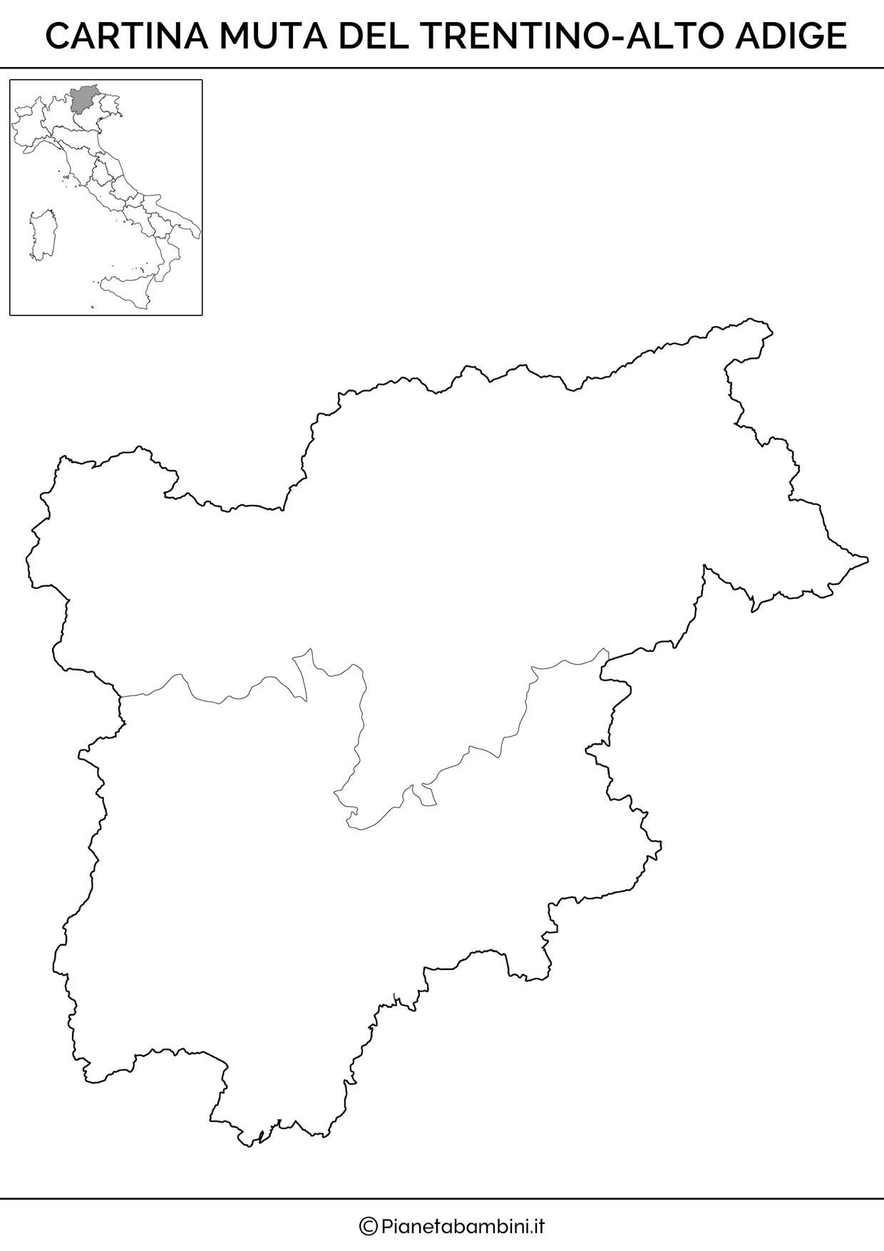 Spagna Cartina Da Colorare