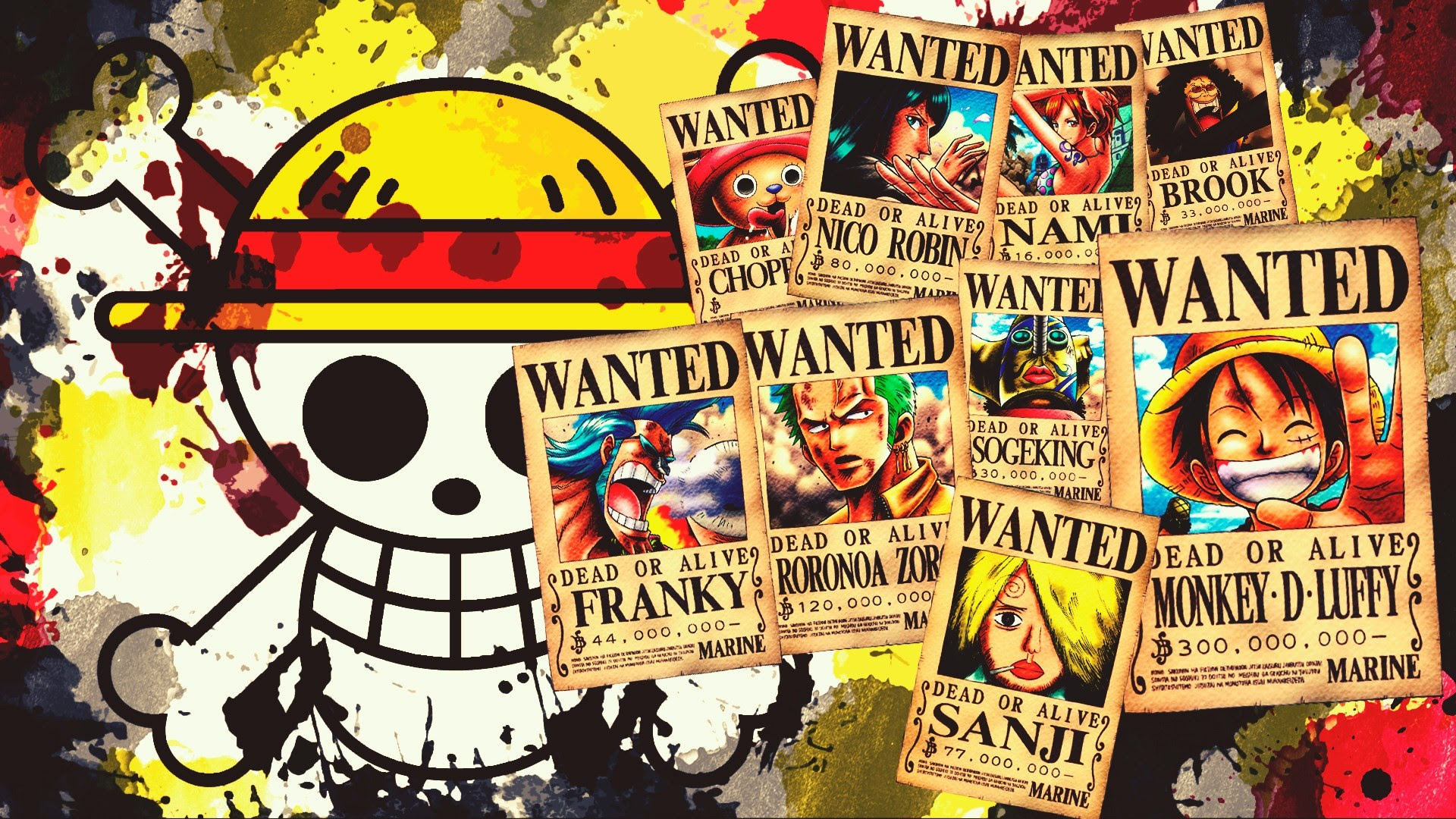 Brook One Piece Wallpapers 72 Images