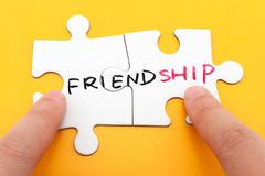 Friendship Royalty Free Stock Photos