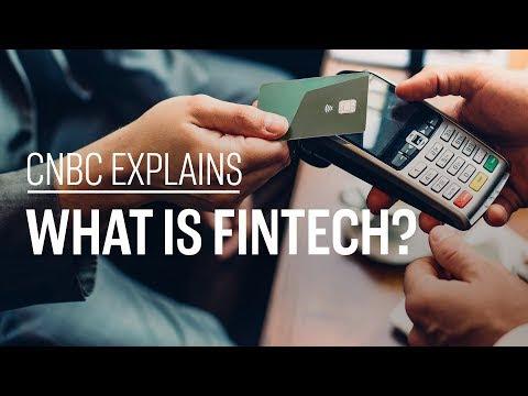 What is fintech? | CNBC Explains