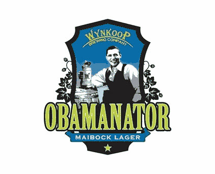 Obamanator from Wynkoop Brewpub in Denver