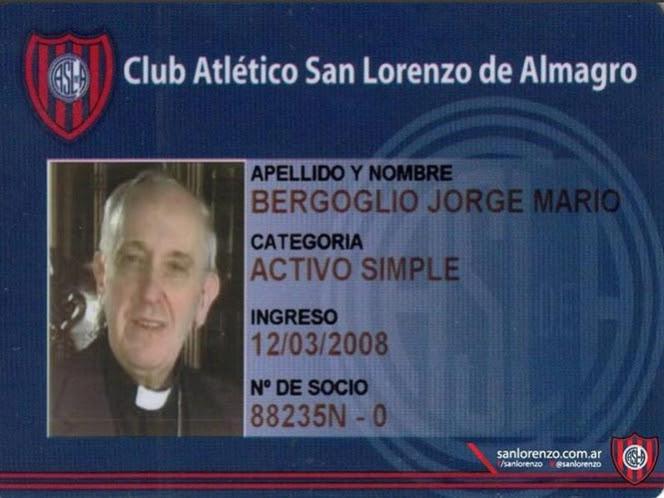Número de socio del Papa es premiado en la lotería argentina