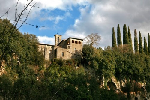 Vicovaro - Vicovaro, convento di San Cosimato
