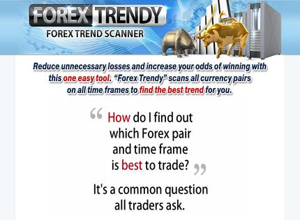 Forex pair with good trend