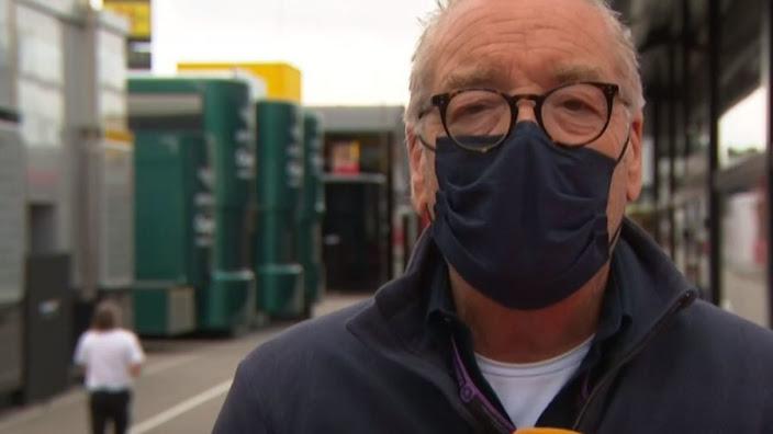 Formule 1 versoepelt coronamaatregelen in de paddock aanzienlijk