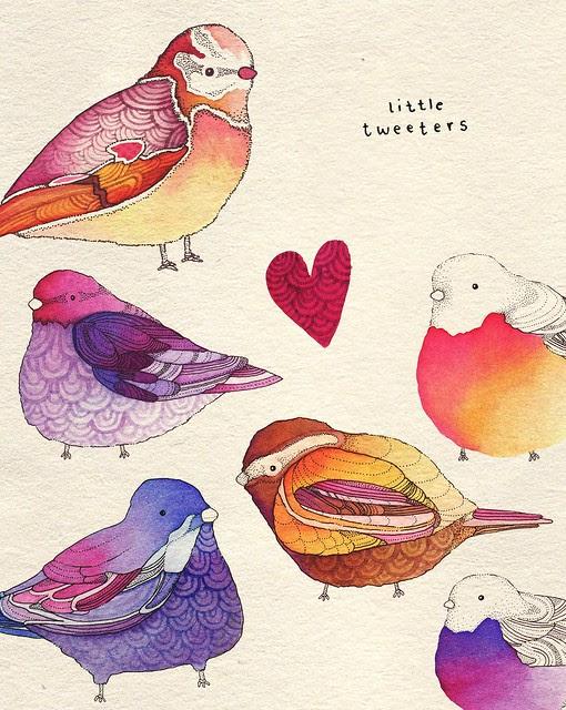 Little tweeters