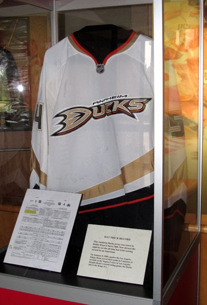 Ryan Ducks jersey
