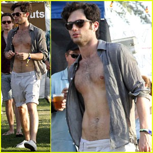 Penn Badgley Naked Pics (@Tumblr) | Top 12 Hottest