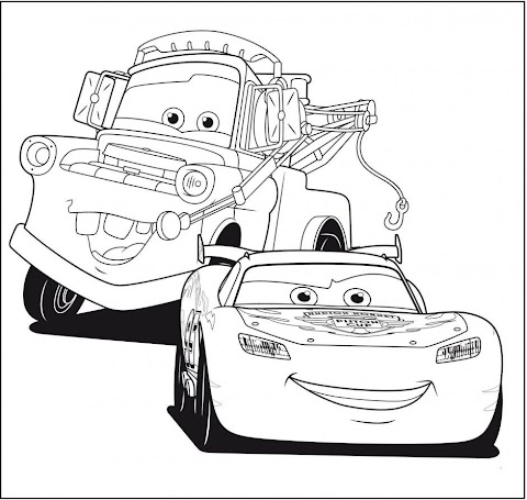 Best Of Cars Coloring Pages Pdf